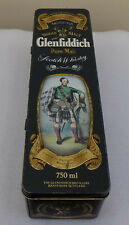 Glenfiddich Clans of the Highlands of Scotland Macpherson Empty Single Malt Tin