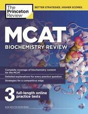 Graduate School Test Preparation: MCAT Biochemistry Review by Princeton...