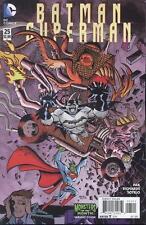 Batman Superman #25 Monsters Var  NEW!!!