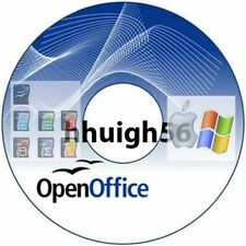 OPEN OFFICE 2017 MICROSOFT OFFICE 2010 2013 COMPATIBLE W/ WORD EXCEL ETC MAC WIN