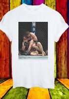 Khabib Nurmagomedov KO Conor McGregor UFC Fighter Men Women Unisex T-shirt 2722