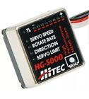 Hitec HG-5000 Micro Heading Lock Gyro Intelligent Angular Rate Control Syst MEMS