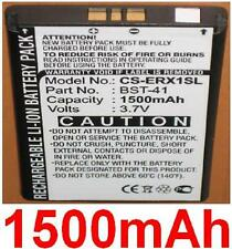 Battery 1500mAh For SONY ERICSSON MT25, MT25a, T25i, Xperia neo L