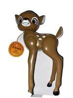Vintage Walt Disney R. Dakin & Co. Bambi Figure Doll Rare!!!!