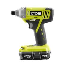 RYOBI P1870 18V ONE+ Lithium-Ion 1/4 in. Hex IMPACT DRIVER W/ Battery & Charger