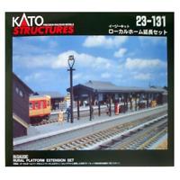 NEW Kato N Scale Extension Pack Rural Platform UniTrack 23-131