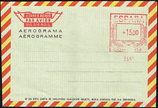 2824 SPAIN PS STATIONERY AIR LETTER AEROGRAMME UNUSED