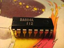 BA684A LED LEVEL METER DRIVER  IC  DIP  1PCS