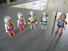 PLAYMOBIL VIKING WARRIORS
