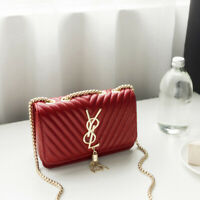 2019 Women Fashion Handbag Shoulder Bag Lady Leather Crossbody Tote Evening Bag