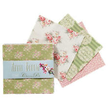 Tilda Apple Bloom Charm Pack - 42 Precuts 12,5 x 12,5 cm - Patchwork Stoffpaket