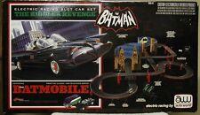 Batman Slot Car Race Set / Riddler Revenge Featuring The Batmobile / NEW - MINT