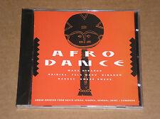 AFRO DANCE (MANU DIBANGO, OSIBISA, KASSAV) - CD COME NUOVO (MINT)