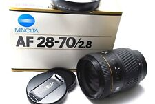 Minolta AF ZOOM 28-70mm f/2.8 G Lens For Sony from JAPAN #Q49