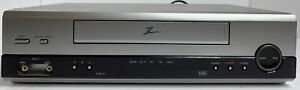 Zenith VCM321 VCR VHS 4 Head Tested Works