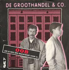 """DE GROOTHANDEL & CO (FERRY DE GROOT) - 008 (1991 VINYL SINGLE 7"""")"""