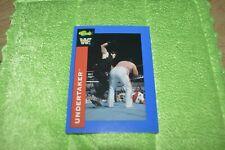 1991 CLASSIC UNDERTAKER ROOKIE CARD WWF WWE WCW
