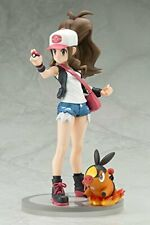 ARTFX J Hilda Touko with Tepig 1/8 Figure Pokemon KOTOBUKIYA