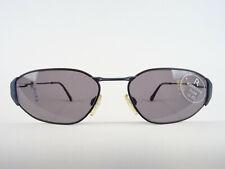 Rodenstock 1812 Unisex Sunglasses Rodalitgläser Matte Blue/Black Metal Size L