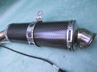 TRIUMPH AUSPUFF EXHAUST MUFFLER (int.*) SPEED TRIPLE 1050 2005-