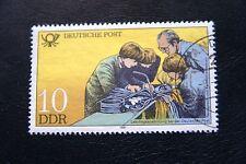 DDR, 1981, Lehrlingsausbildung gestempelt)