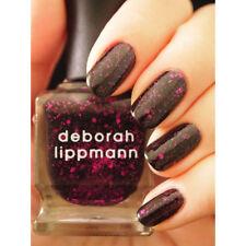 NEW! Deborah Lippmann BAD ROMANCE Polish Lacquer - full size GLITTER Lady Gaga