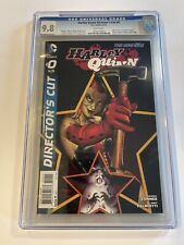 Harley Quinn Director's Cut #0 CGC 9.8 2014 DC Comics
