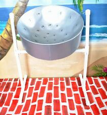 23 inch Professional Steel Drum Package w/ Drum, Stand, and Sticks