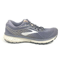 Brooks Ghost 12 Running Shoes Womens Size 8.5 8 1/2 Purple Lavender Sneakers