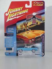 Johnny Lightning 1:64 Pontiac Firebird Convertible 1969 JLCG016B Brand new