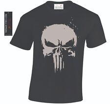 Punisher Inspired Gym T-shirt