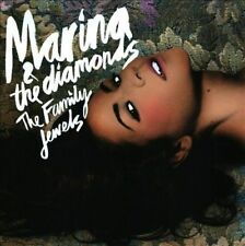 The Family Jewels by Marina and the Diamonds (CD, Feb-2010, Warner Bros.)