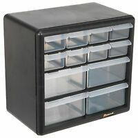 Sealey Cabinet Tool/Component/Fixing Storage/Storing Box - 12 Drawer - APDC12
