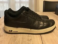 new style 9da38 92690 Scarpe Nike Air Force One Nero Low n° 45 Jordan Black Basket Shoes Uomo  sneaker