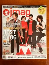 J MAG by TRIPLE J - The Killers, My Chemical Romance, Wolfmother, Orgy Etiquette