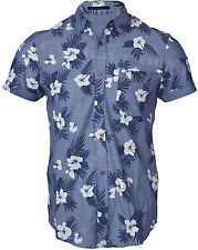 Unbranded Short Sleeve Hawaiian Casual Shirts & Tops for Men