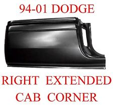 94 01 Right Dodge Extended Cab Corner, 2 Door Regular & Club Cab Truck 330-55AR