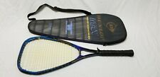 Dunlop Max Enforcer Extra Long Tennis Racquet With Case 4 1/2""