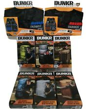 BUNKER 8 Pieces Inflatable Cover Blaster Darts Lasertag Paintball 2 Vests