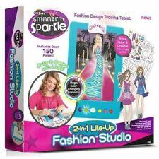 CraZart 2 In 1 Fashion Lite Up Studio