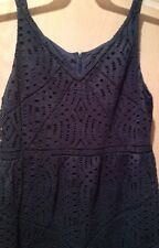 NWT!! ANN TAYLOR FOREST GREEN LACE DRESS FULLY LINED FLIRTY WITH CLASS! RET $179