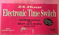 ~Discount HVAC~ RB-EC4004PC208277V - Paragon 24 Hour Electronic Time Switch SPST