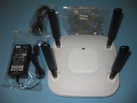 Cisco Aironet 3602E/3602P Stand-Alone Wireless AP AIR-CAP3602E-A-K9 AC Power Kit