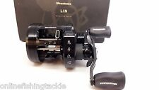 MEGABASS Lin 10L Left LIMITED Rare Lin10L Reel Fedex Priority 2days ship to Usa