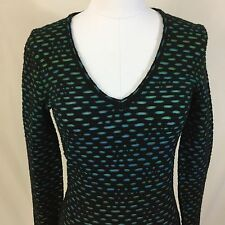 Womens Missoni Size 40/Small Long Sleeve Sweater/Knit Top