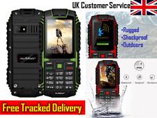 iOutdoor Mobile Phone IP68 (Builders) 2G GSM Waterproof Shockproof DUAL SIM