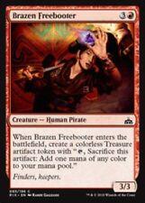 4x Brazen Freebooter Rivals of Ixalan COMMON MTG Magic Gathering MINT UNPLAYED