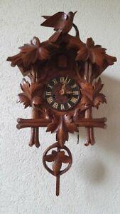 Antique Wall Wooden Cuckoo Clock