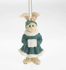 Boyds Bears Emily the Rabbit Christmas Ornament ~ 4034172
