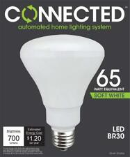 New TCP CBR10LC 10W Smart LED(65 Watt Equivalent)Connected BR30 Soft White 2700k